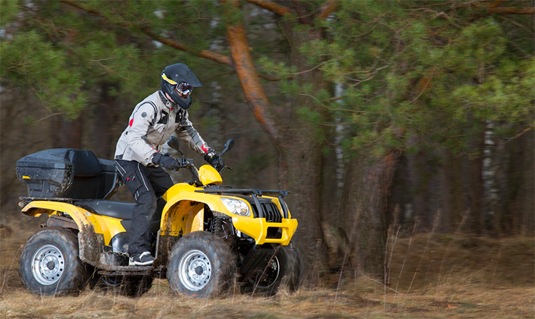 5 Cool Spots for ATV Off-Roading in Alabama