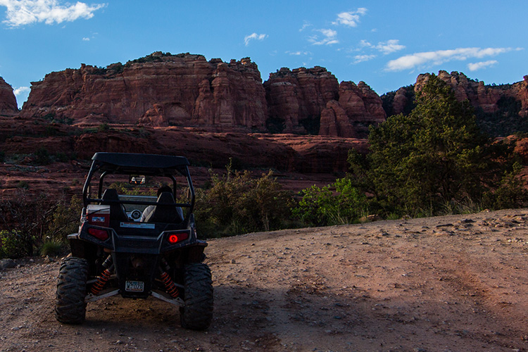 5 Cool Spots for ATV Off-Roading in Arizona