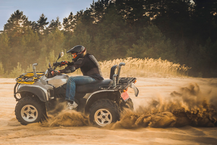 5 Cool Spots for ATV Off-Roading in Idaho