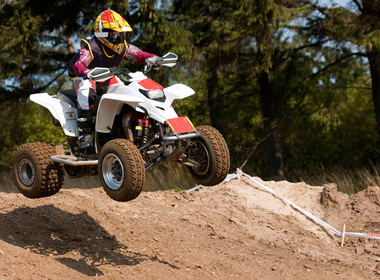 5 Cool Spots for ATV Off-Roading in Illinois