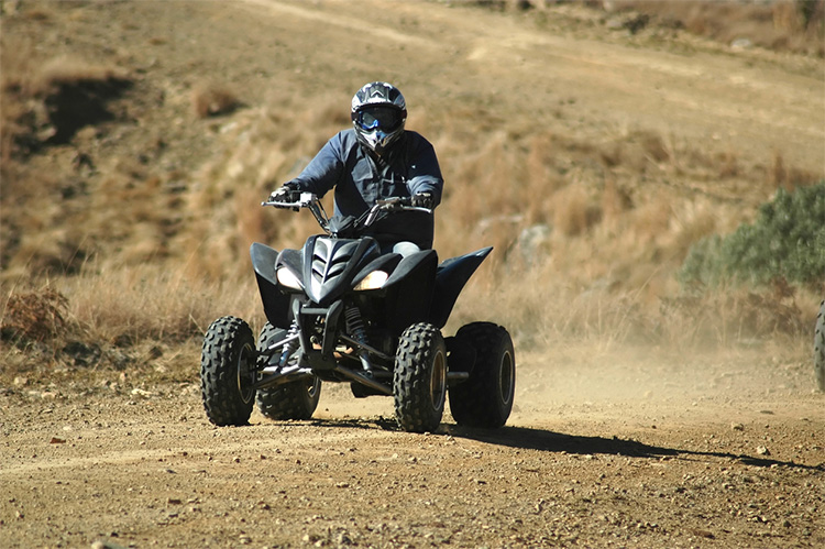 5 Cool Spots for ATV Off-Roading in Kentucky
