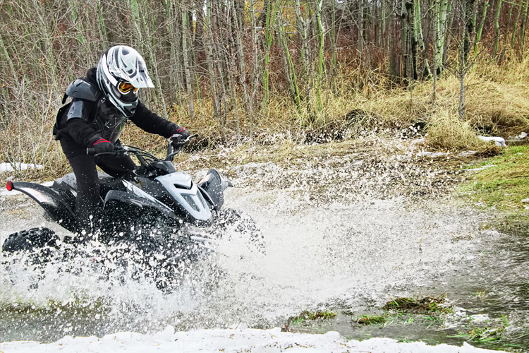 5 Cool Spots for ATV Off-Roading in Mississippi