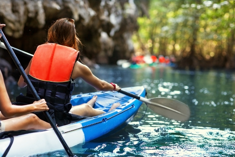 5 Excellent Places for Beginners to Kayak in Mississippi