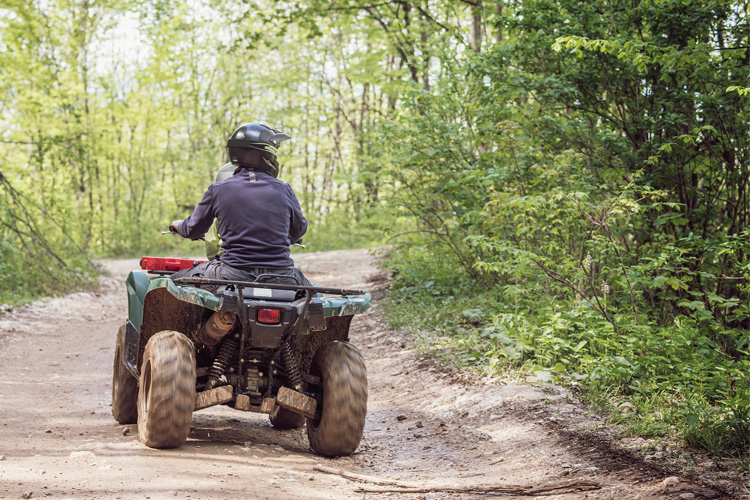5 Cool Spots for ATV Off-Roading in Ohio