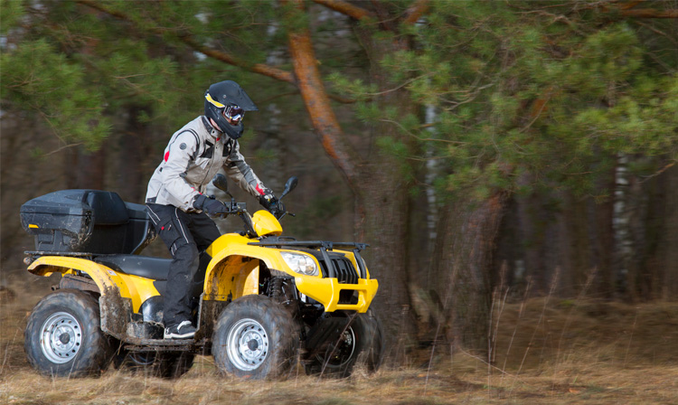 5 Cool Spots for ATV Off-Roading in Virginia