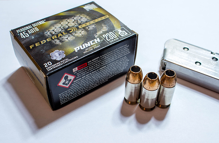 Why the .45 ACP is Still on Top