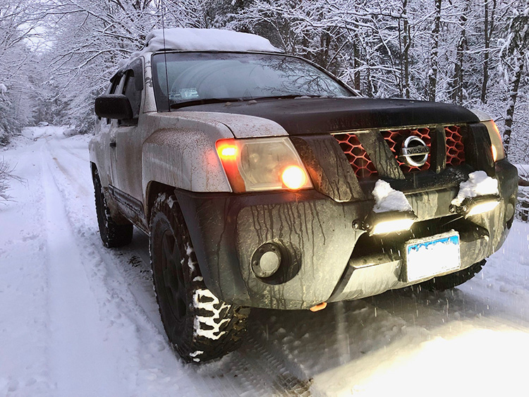 4x4 Master Class--How To Conquer Snow and Ice