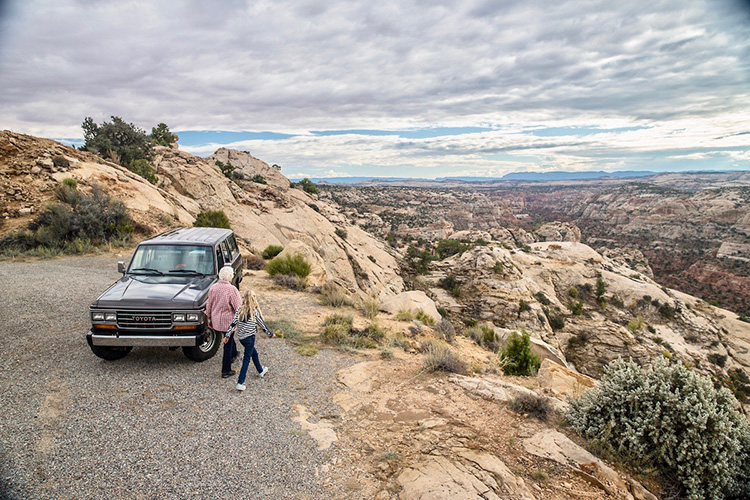 10 Best 4x4 Vacation Adventures in the USA