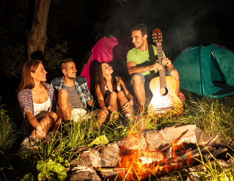 5 Awesome Campgrounds for Families in Alabama