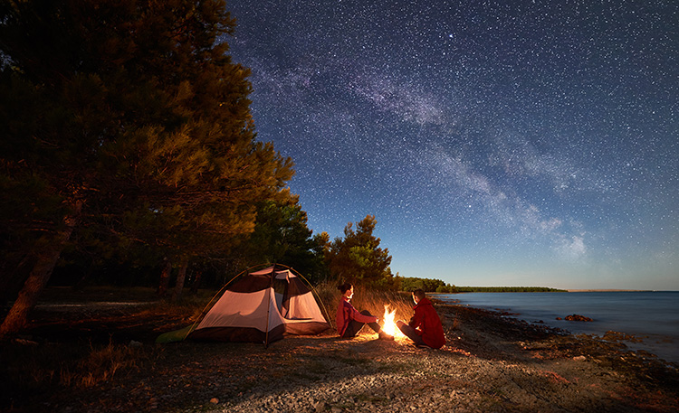 Camping—5 Amazing Destinations To Try Right Now