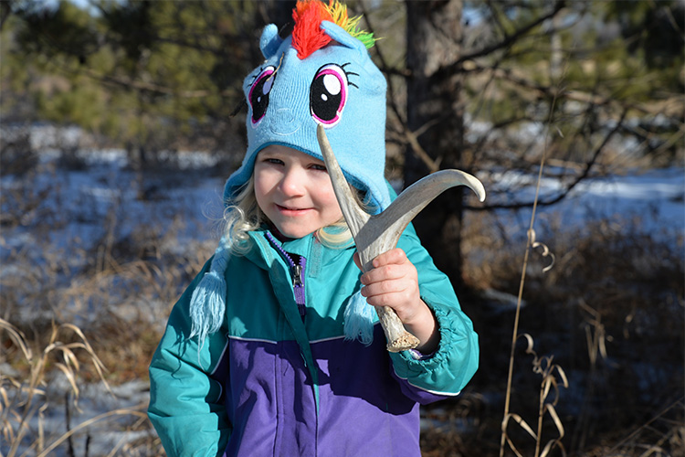 Antler Hikes-A Fun, New Way to Day Hike with Kids
