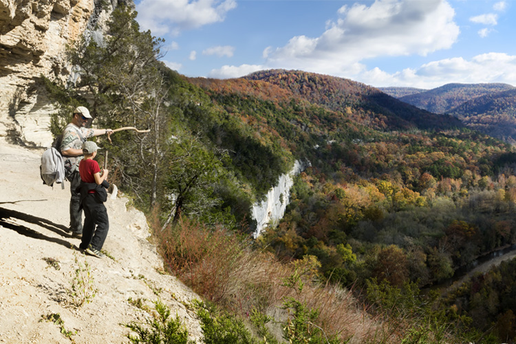 5 Energizing Hikes in Arkansas