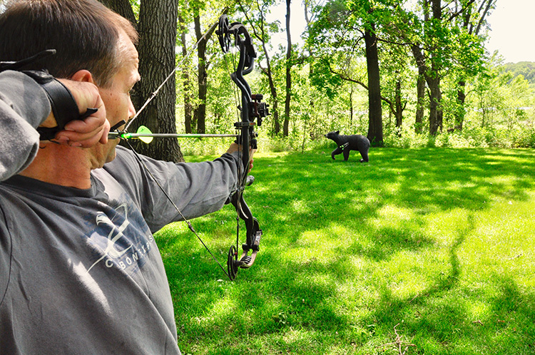 5 Ways To Get Healthy By Shooting A Bow
