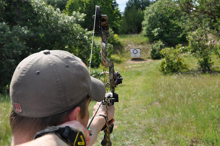 Find the Best Place to Shoot Your Bow - Archery Tips