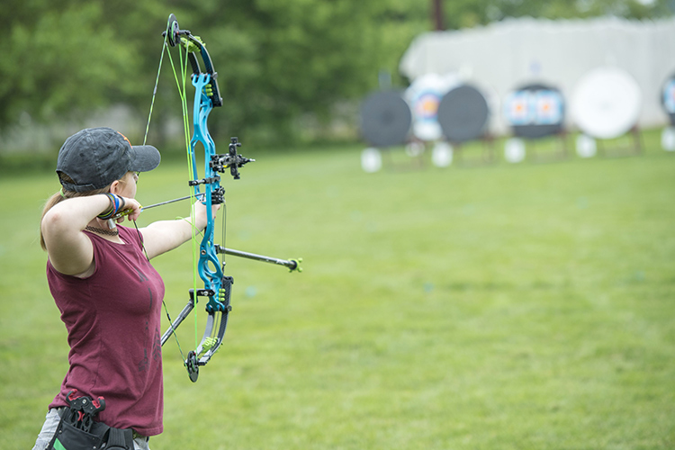 Archery at Home: 5 Workouts for Strengthening Shoulders