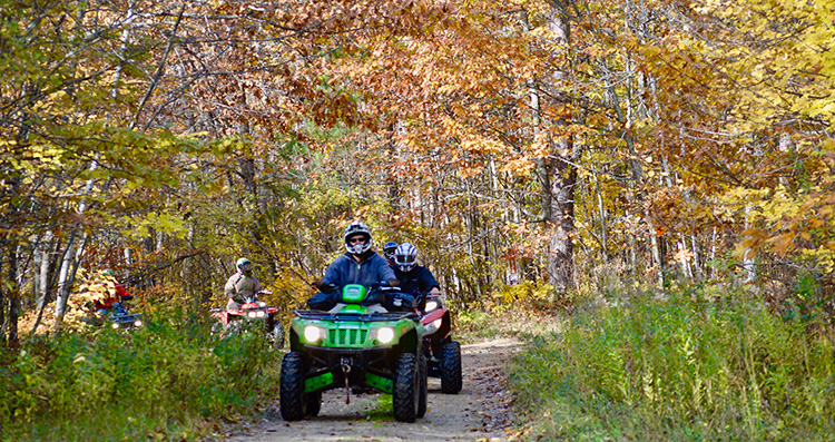ATV Riding--How To Avoid Confrontations On The Trail