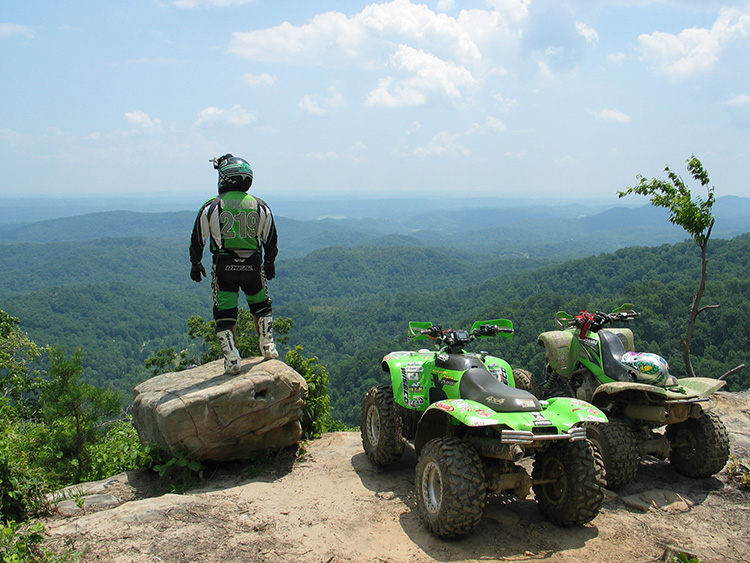 ATVs—Here's How to Find The Best Riding Trails