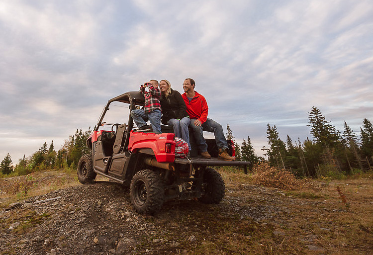 5 Best ATV Rides to See Fall Foliage in The United States