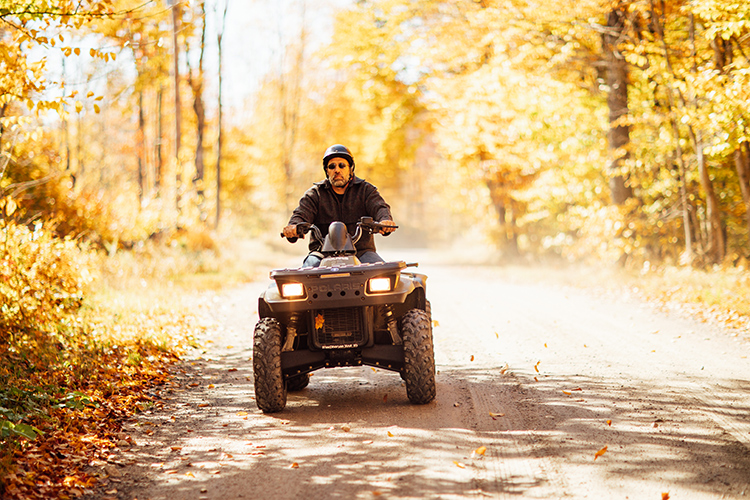 6 ATV Destinations to See Vibrant Fall Colors
