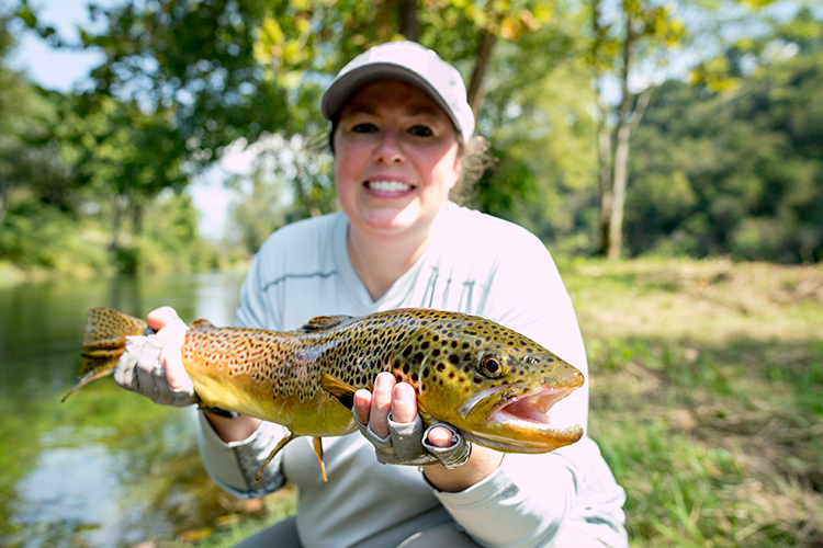 5 Autumn Destinations for Monster Brown Trout
