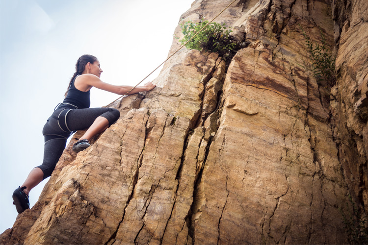 5 Cool Rock Climbing Spots in Arizona