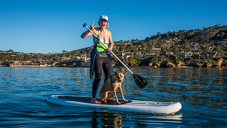 Find Your Footing: 6 Perfect Paddleboards for Beginners