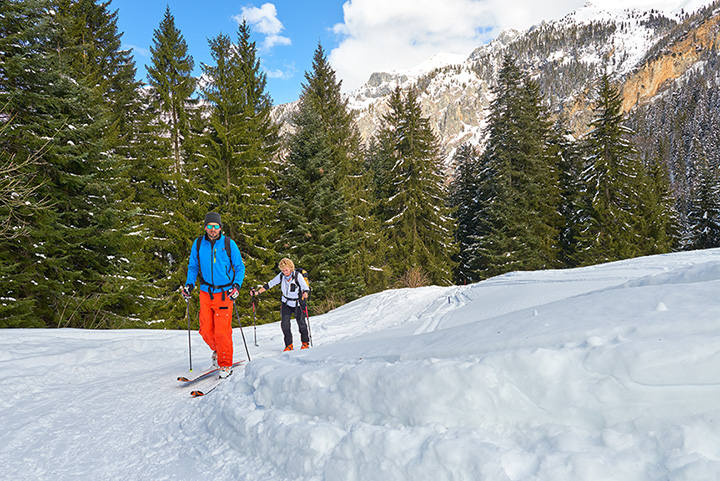 The Best Cross-Country Skiing Adventure in California