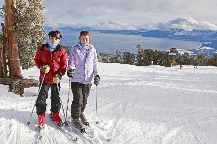 10 Best Ski Destinations for Families in California