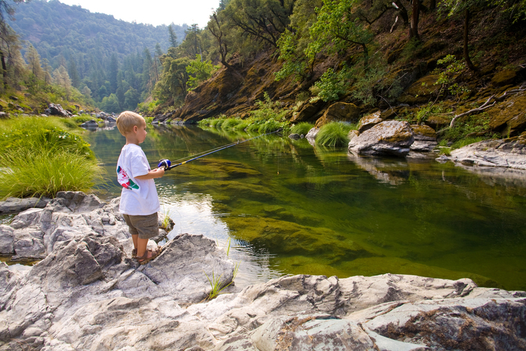 5 Best Fishing Holes in California