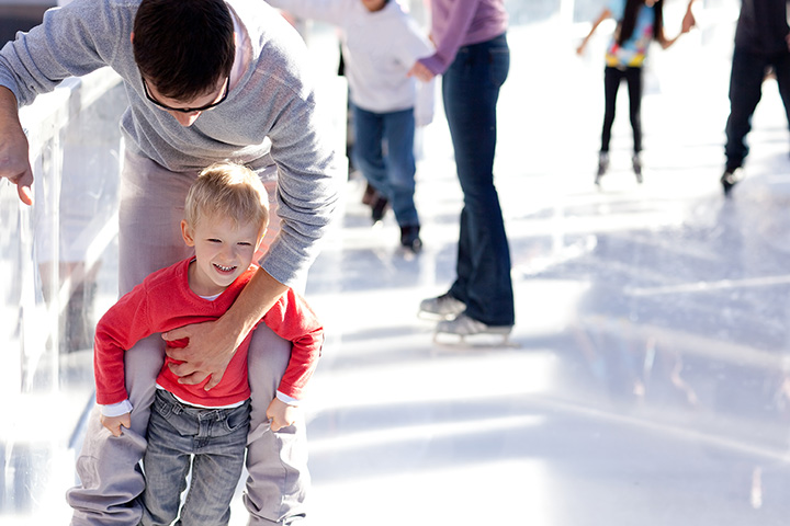 10 Best Ice Skating Rinks in California