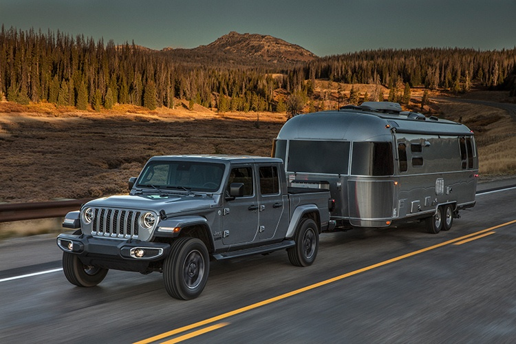 5 Pickup Trucks for an Overlanding Camp Adventure