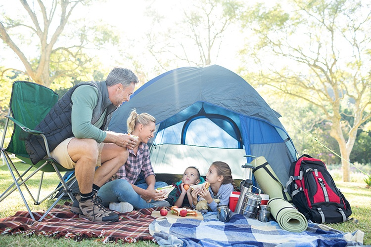10 Tips for Campsite Safety