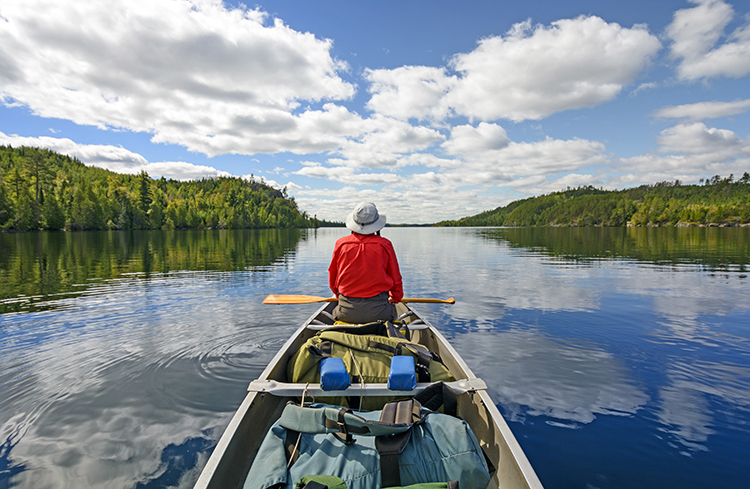 How to Prepare for a Canoe Camping Trip