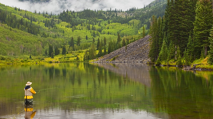 5 Prime Fishing Spots in Colorado