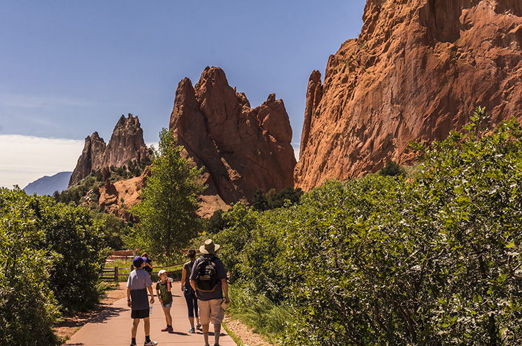 5 Great Hiking Trails in Colorado