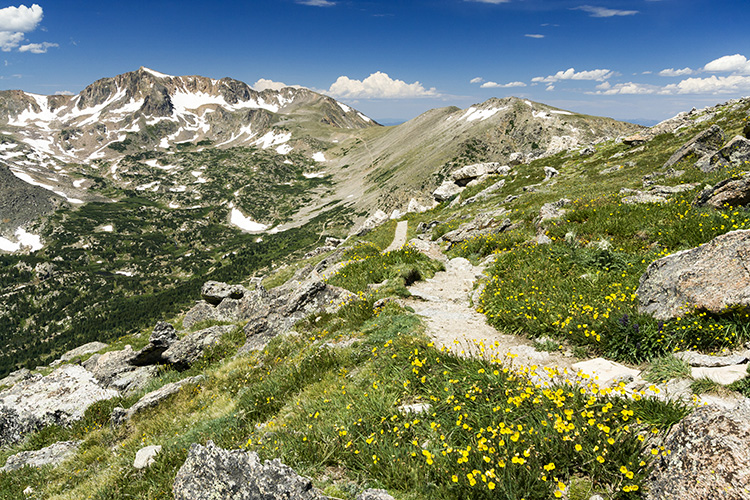 WATCH: Captivating time lapse of 3,100-mile hike