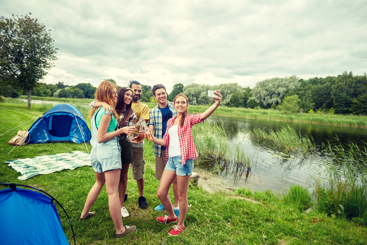 5 Awesome Campgrounds for Families in Connecticut