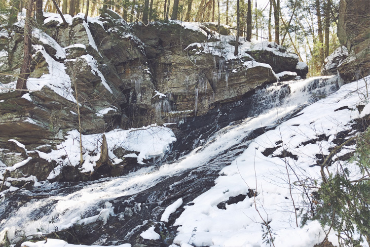 Best Winter Weekend Getaway at Mohawk State Park