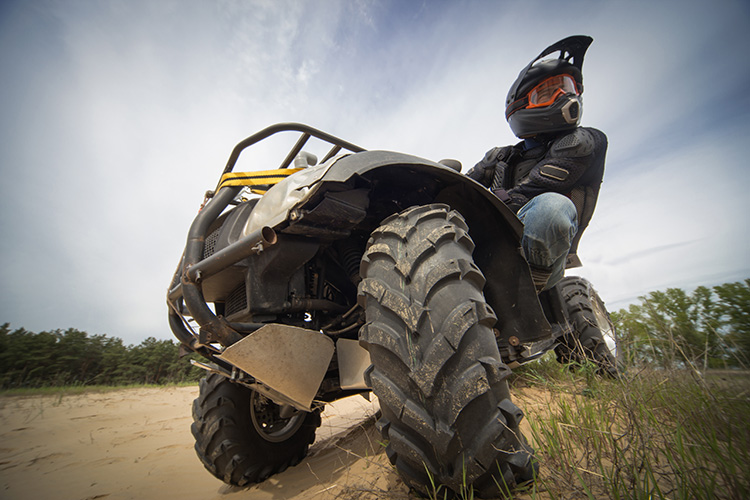 5 Cool Spots for ATV Off-Roading Around Washington, D.C.