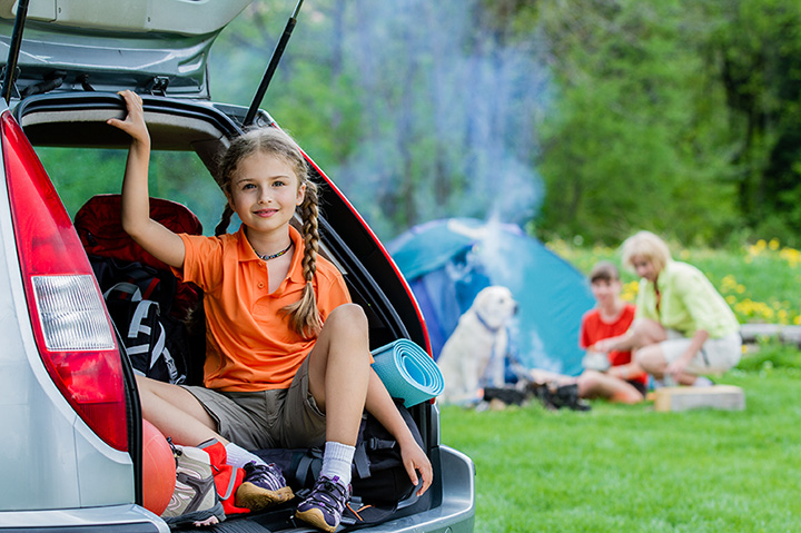 5 Awesome Campgrounds for Families Around Washington, D.C.