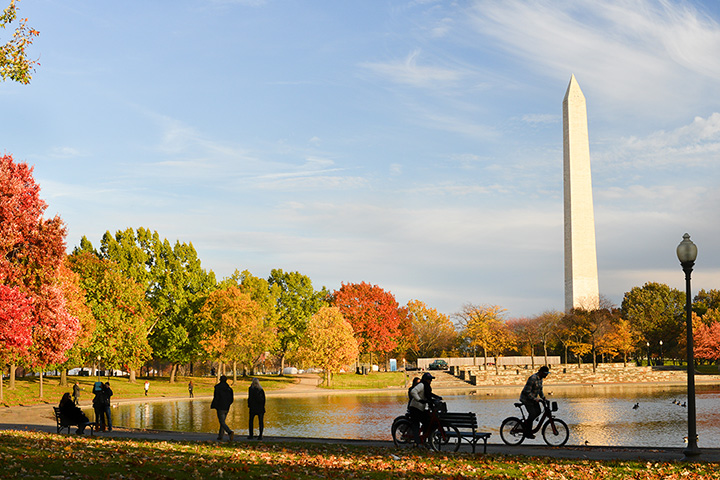 10 Best Outdoor Fall Activities Around Washington D.C.