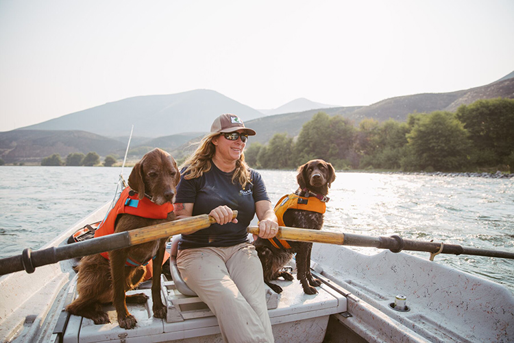 Taking Your Dog on a Fishing Trip