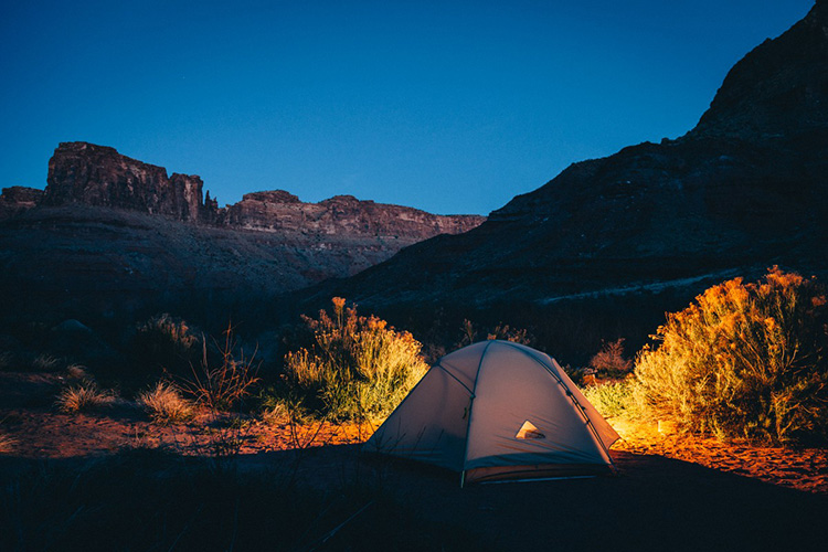 5 Great Early-Spring Camping Destinations
