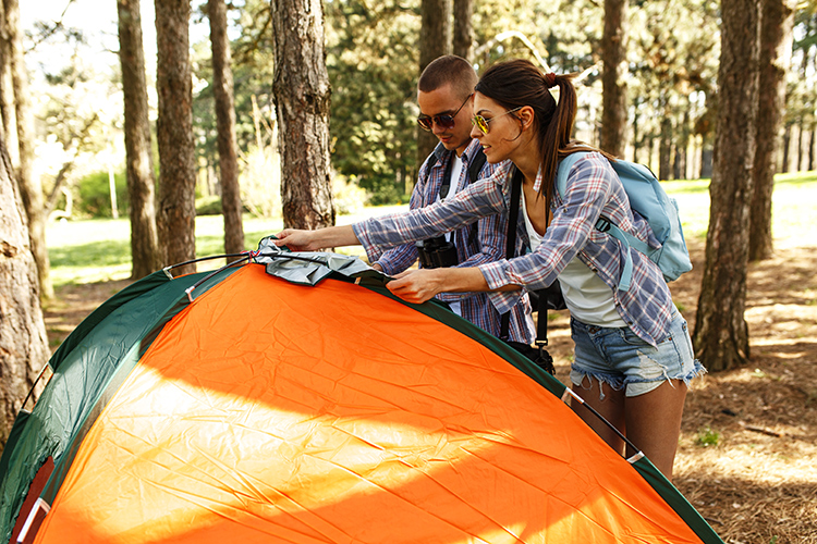 Thawing Out: 10 Camping Destinations for an Early Spring Getaway