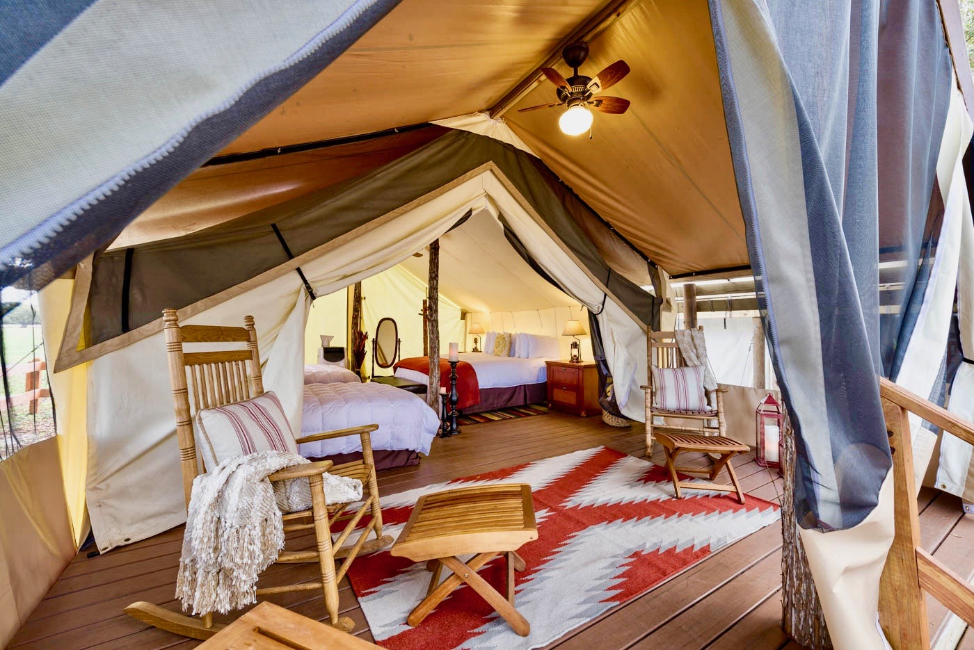 Escape The Cold At These Amazing Glamping Destinations