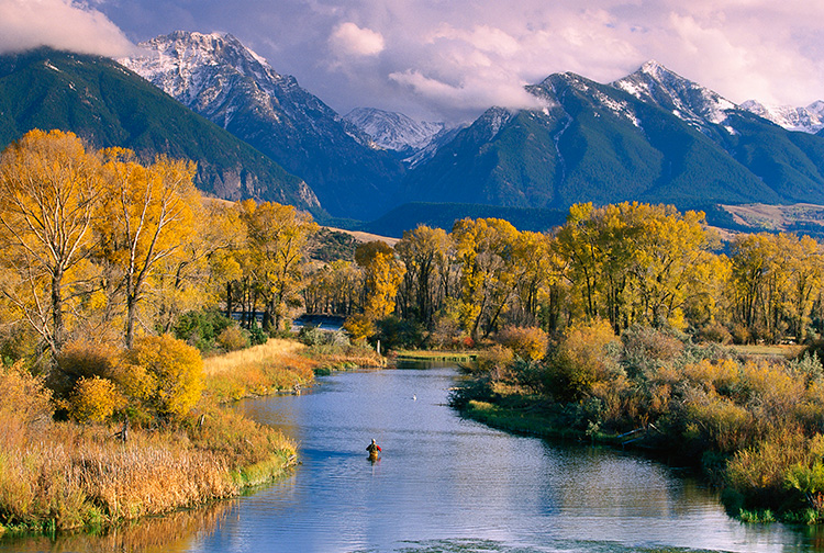 Best Places to Fish in the Rocky Mountains This Fall