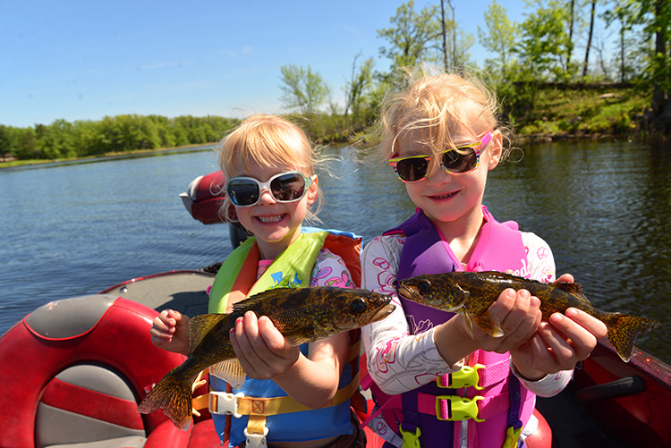How to Catch Really Big Fish With Kids