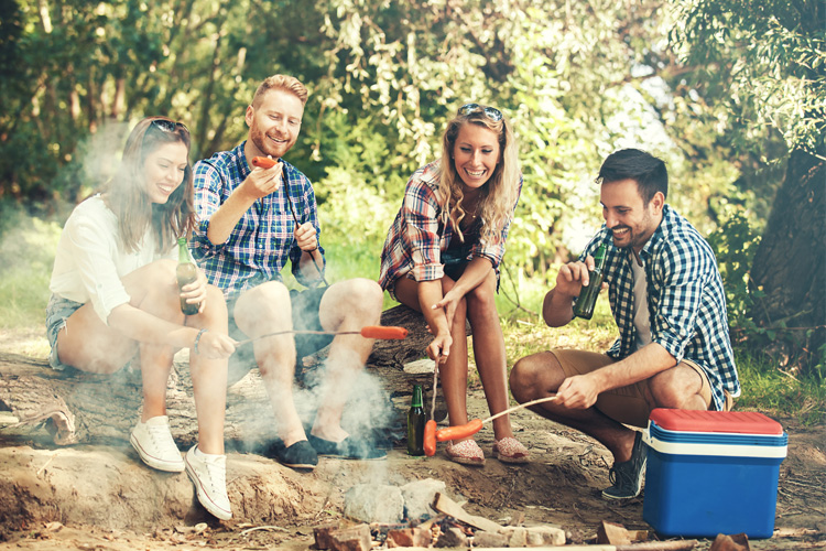 5 Perfect Fall Camping Spots in Florida