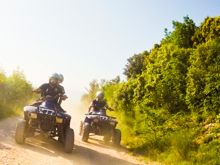 5 Cool Spots for ATV Off-Roading in Georgia