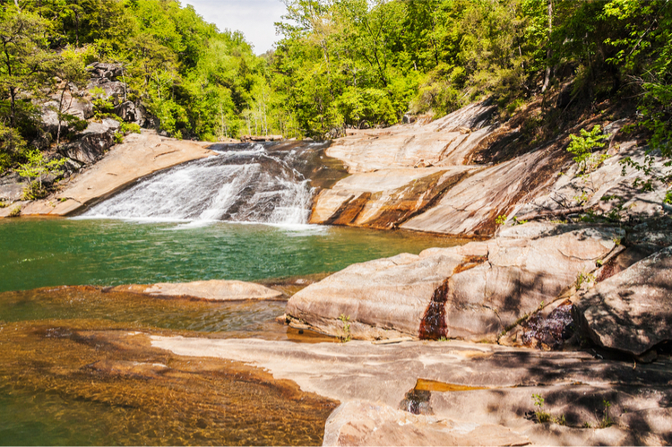 5 Beautiful Scenic Hikes in Georgia